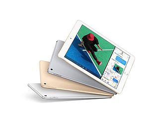iPad (NEW) Wi-Fi + Cellular 32GB - Silver