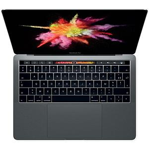 "MacBook Pro (NEW) 13"" with Touch Bar dual-core i5 3.1GHz 8GB SSD 512GB space grey gris sidéral"
